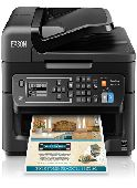 Multifunkcijski tiskalnik Epson WF-2630WF Wireless in FAX -